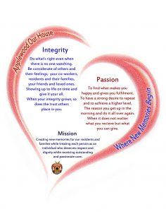 Integrity, Passion, and Mission are our core philosophy