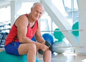 Benefits of strength training for osteoporosis
